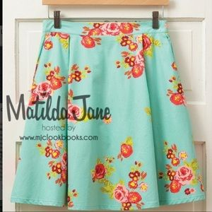 Matilda Jane Natural Beauty Skirt NWT